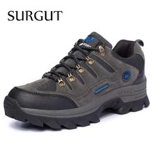 2015 Hot Men&Women Hiking Shoes Breathable Shoes Comfortable Outdoor Shoes Sport Style Shoes for Male and Female 36-47