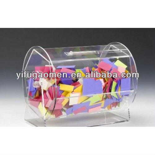 raffle drawing box