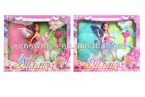 girl toy Fairy Butterfly winx dolls for girl