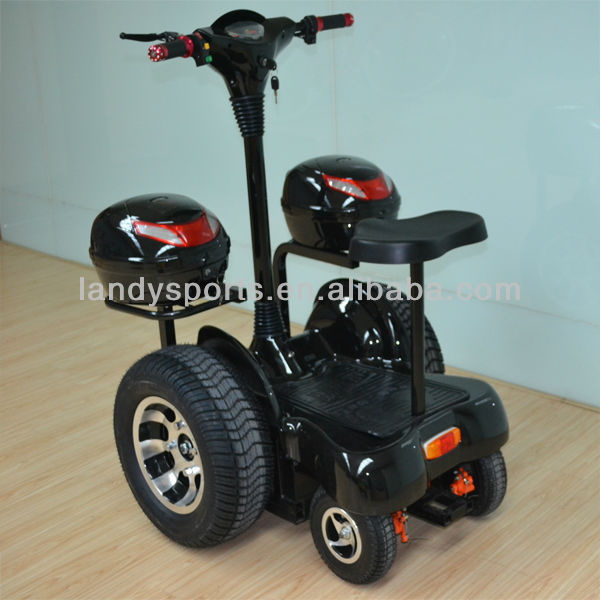 4 Wheel Chariot Scooter/350W E Scooter/Golf Cart (LD-FW020)