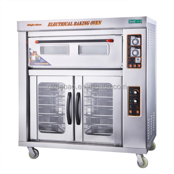 Luxury Bread Dough Proofer In Baking Machine Bread Oven ...