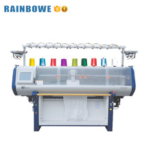 Easy operate high speed computerized sweater knitting machine price