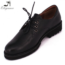 Online Famous Shoes Store Unisex Black Casual Shoes For Women Lace Up Court Boat Formal Shoes