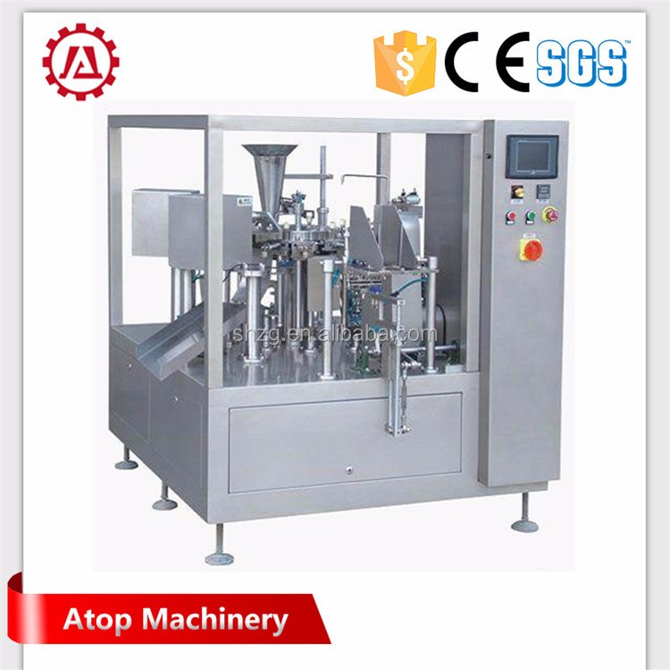 Trade assurance supplier full automatic small ampicillin powder packing machine