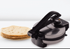 12inch electric roti maker portable auto bread flat thin cake food maker