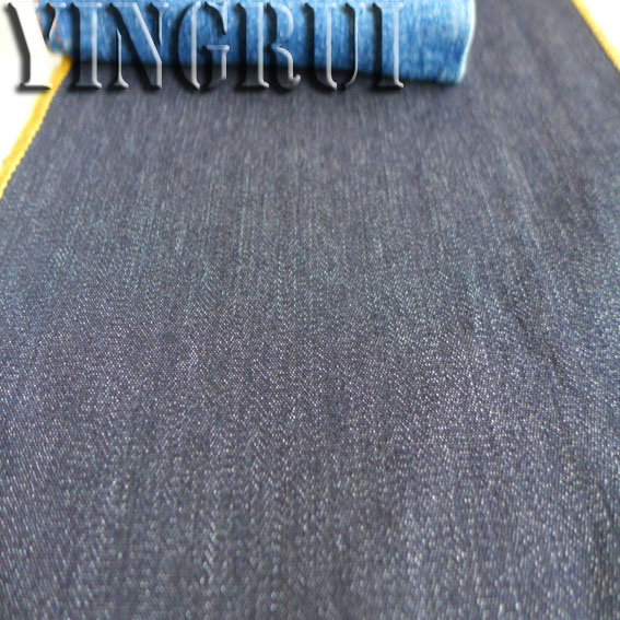 High durabilty cotton viscose polyester elastane denim wholesale
