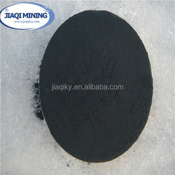 High quality oil bleaching activated carbon for oil decoloring
