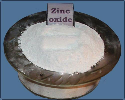 Chemical material ZnO zinc oxide plant