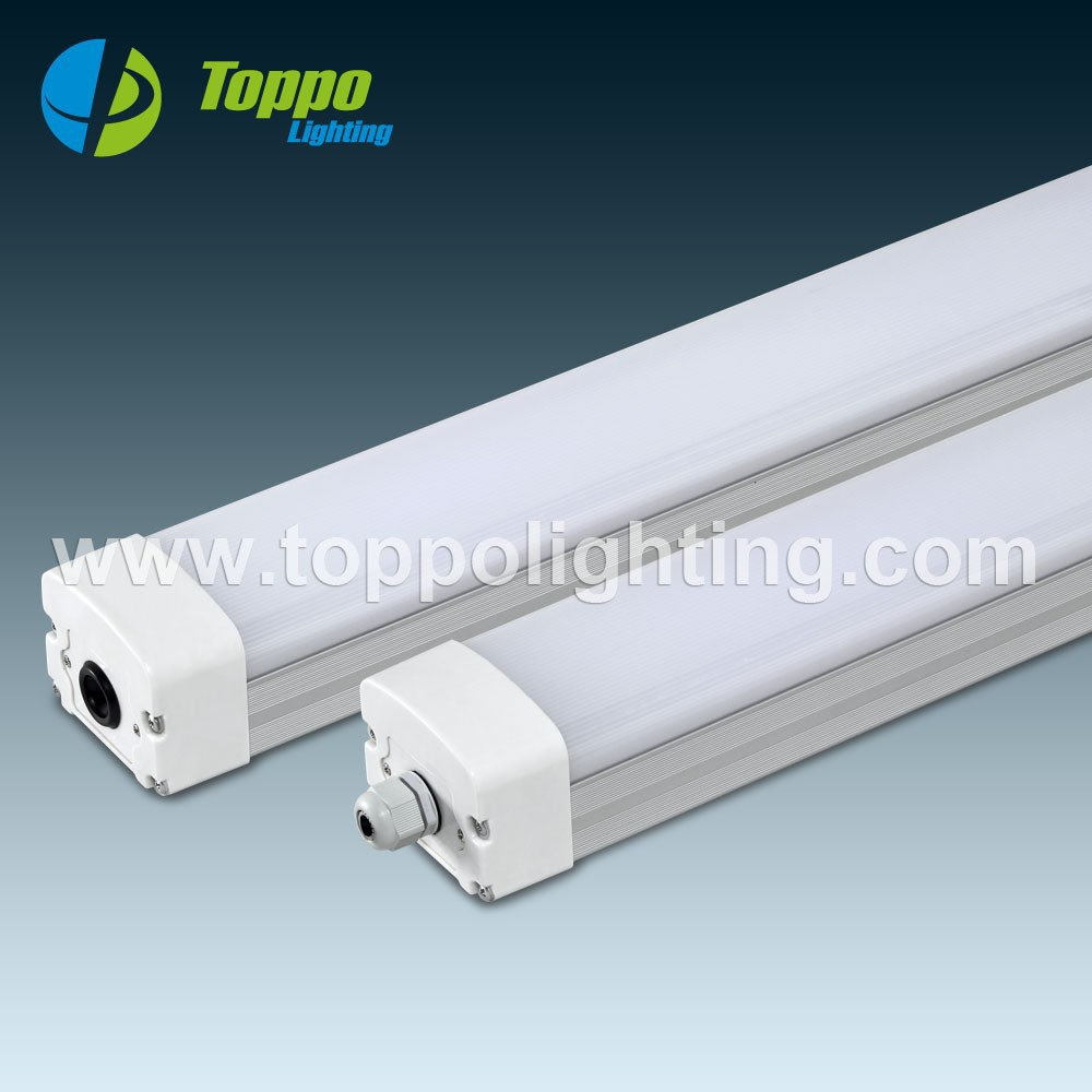 120mm 40w led tri-proof light for replace traditional led tu
