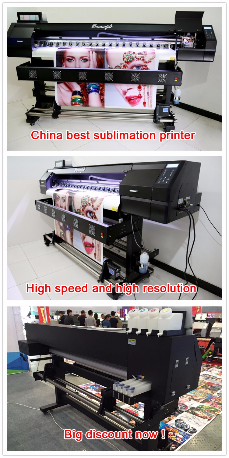 high quality Funsunjet FS1700K a3 sublimation printer with dx5 head  1440dpi, View a3 sublimation printer, Funsunjet Product Details from  Shanghai