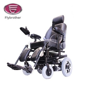 Used electric wheelchair parts/power handicapped wheelchair/power wheelchair for stand up