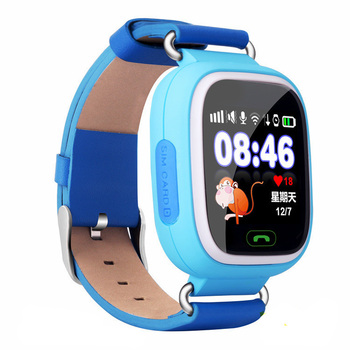 GPS Kids Tracker Watch With Double Talk Function Kids GPS Watch Phone Kids Smart Watch