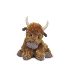 <span class=keywords><strong>Peluche</strong></span> Yak mignon couché Yak <span class=keywords><strong>peluche</strong></span> jouet