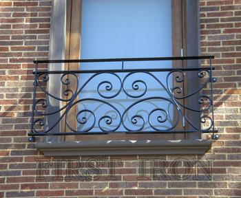 Elegant Iron Window Grill Railing,Balcony Railing,Window ...