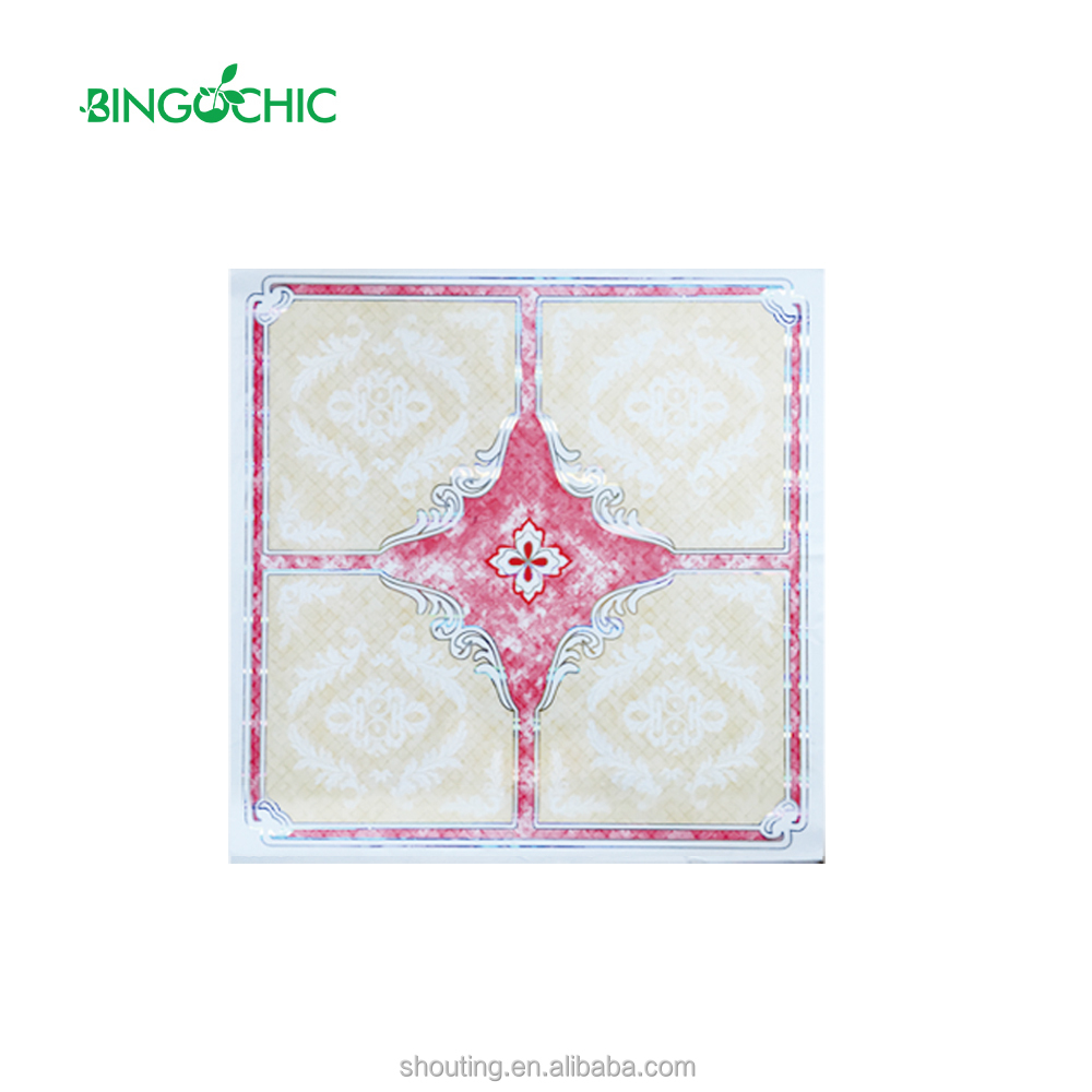 Manufacturer discount ceiling tiles discount ceiling tiles home hot stamped series decorative pvc ceiling tiles dailygadgetfo Images