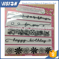 OEM Factory Wholesale Customized Plastic Embossing Folder, Embossing Folder
