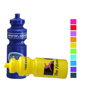 High Quality Colorful Grip Portable Water Bottle With FDA,EN Standard