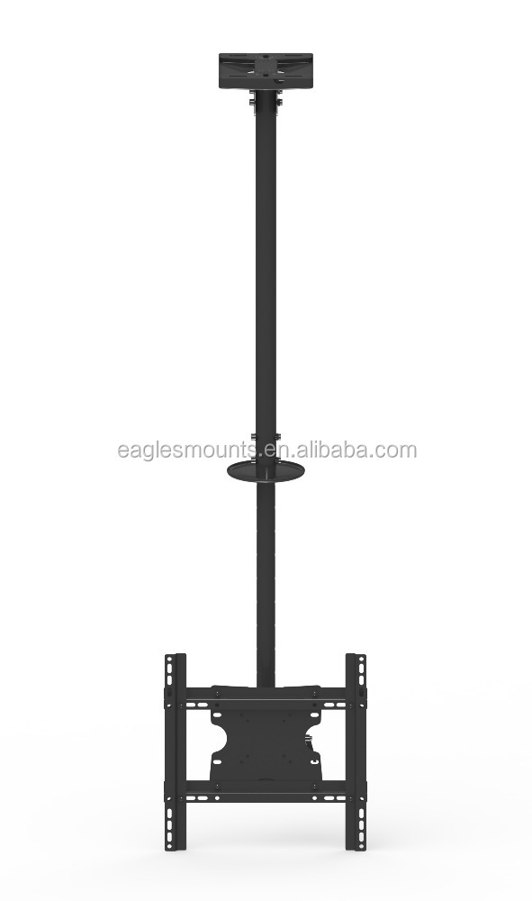 hot selling retractable ceiling tv mount buy retractable ceiling tv mount tv ceiling bracket. Black Bedroom Furniture Sets. Home Design Ideas