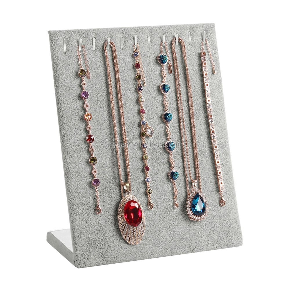 Jewelry dsiplay online shop china necklace jewelries <strong>display</strong>