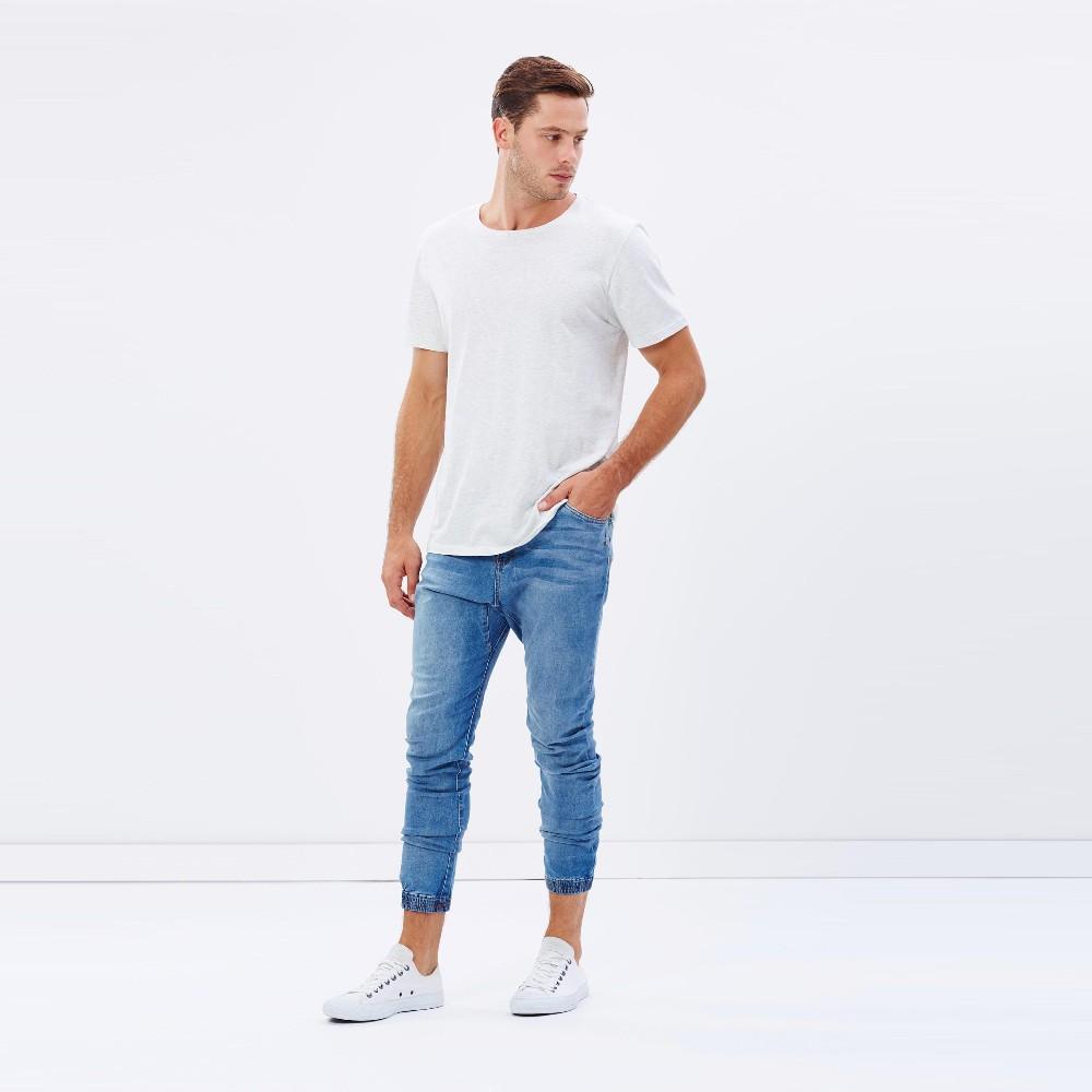 f3f5f49d3d 2016 HOYUGO laetest diseño de pantalones vaqueros para hombres al por mayor