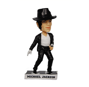 Customized Resin Bobble Head Polyresin Europe Figurines