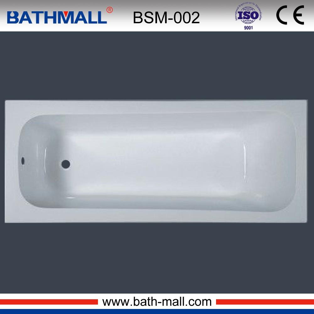 Acrylic Rectangular Bathtub, Acrylic Rectangular Bathtub Suppliers ...