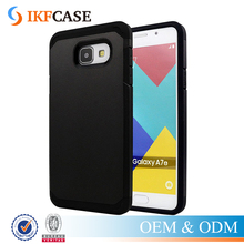 Factory Sale Shock Absorber Rubber PC Mobile Phone Cover For Samsung J1 2016 Hybrid Case