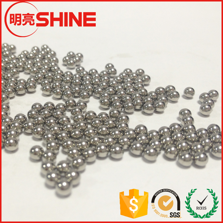 Chinese supplier good quality wholesale carbon steel ball for conveyor