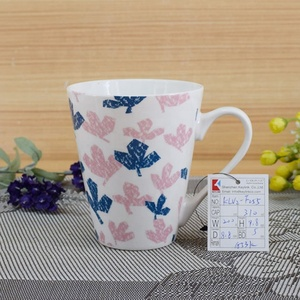 Wholesale Tea Cup 11oz Eco Ware White Porcelain Coffee Mug