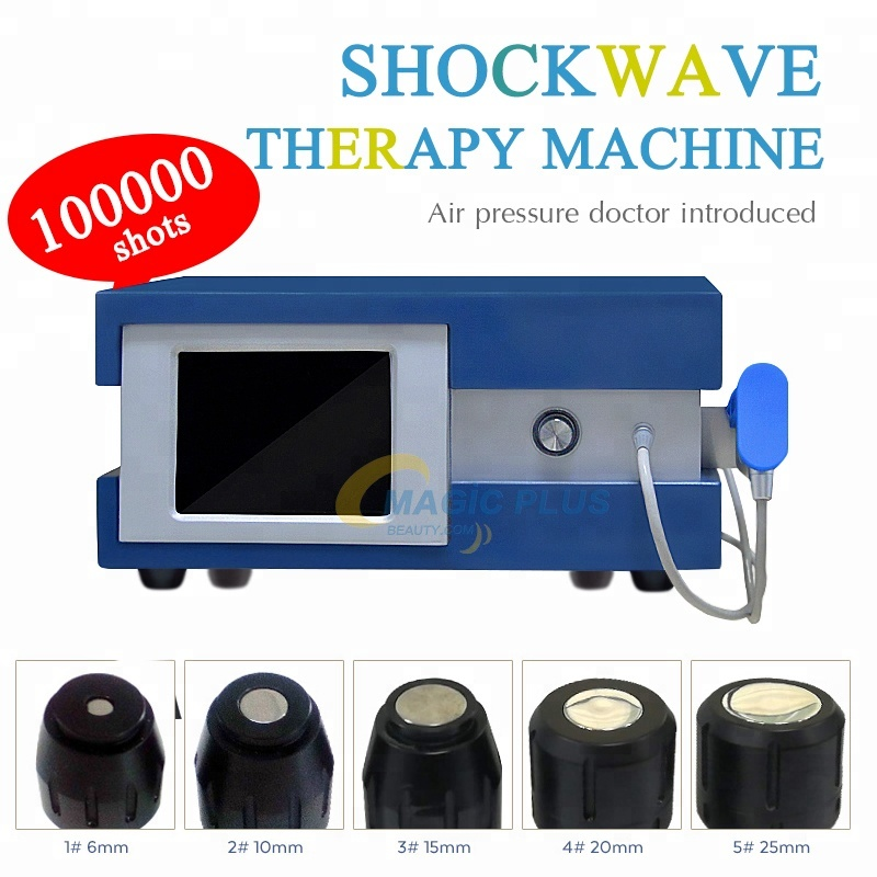 SW11 Multifunction Beauty Machine Portable Shockwave Therapy Machine