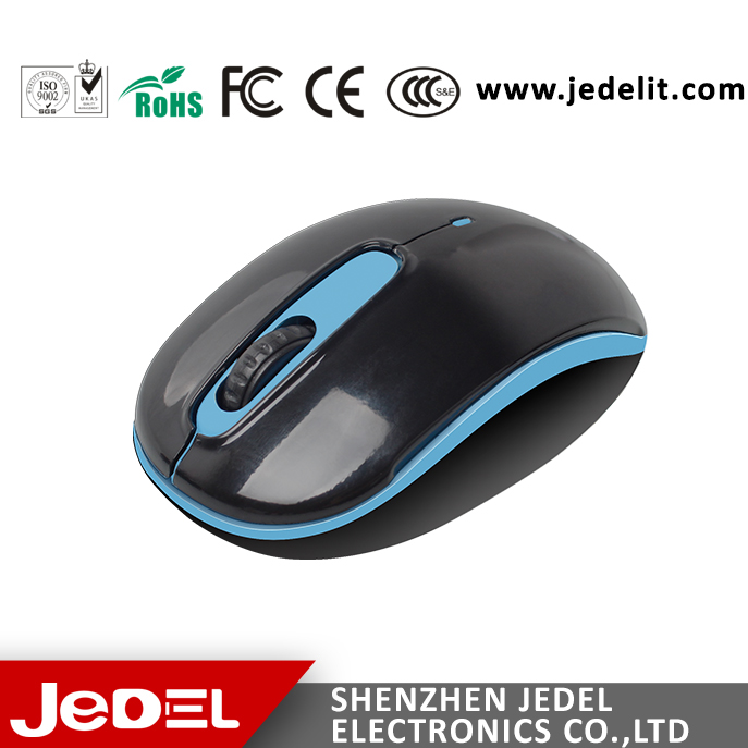 2.4G wireless mouse without battery optical wireless mouse