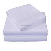 Alibaba china new microfiber fabric pink bed sheet set fashion textile