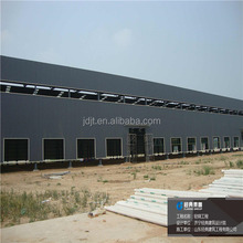 turnkey industrial steel fabricated buildings