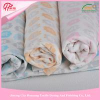 For hometextile, cushion, blanket etc 100% Polyester,2016 Promotion Velboa Plush Fabric, Cow Print Fleece