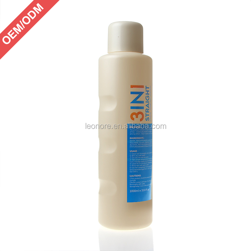 cream type and Multi-purpose Use hair relaxer rebonding perm lotion