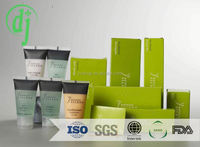 matt paper box packaging hotel disposable amenities include shower cap /hotel tourism supplies
