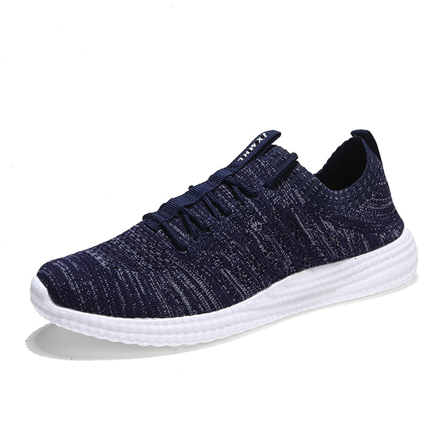 LUWELL Running Shoes Breathable Fashion Sneakers Lightweight Athletic Walking Footwear for Men