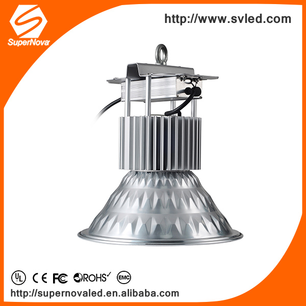 IP67 high lumen Fin type radiator 100w Mining lamp suitable for industrial area.
