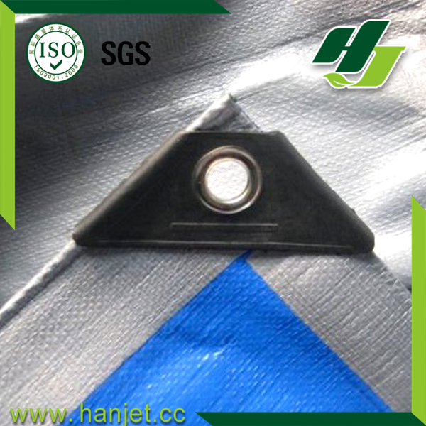 Light duty fabric in roll,PE tarpaulin sheet in China,tarp manufacturer supply high quality tarpaulin=Hanjet