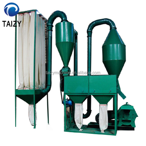 Wood Powder Flour Machine with Dryer used in Mosquito Coil