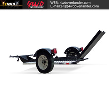 Goldwing Can Am Spyder & More Tow Pull Behind Folding Motorcycle Cargo Trailer