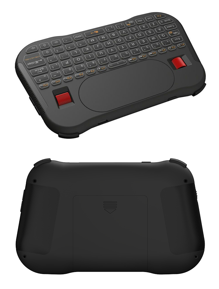 T18+ Advanced technology language custom multimedia backlight Mouse Wheelmouse keyboard touchpad