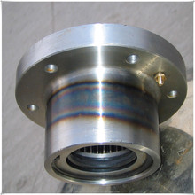 Spline Mechanical Steel Shaft Coupling