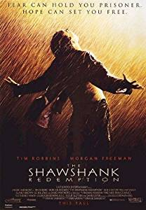 The Shawshank Redemption - Movie Poster: Regular Style (Size: 27'' x 39'') (By POSTER STOP ONLINE)