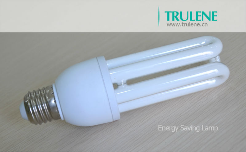 CFL lighting 65w 6400k Half Spiral energy saving& fluorescent Light bulb with price