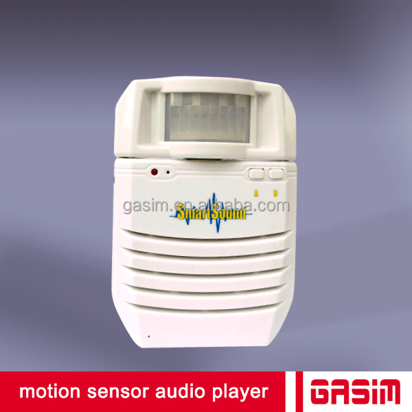 motion sensor sound boxmotion sensor mp3 player