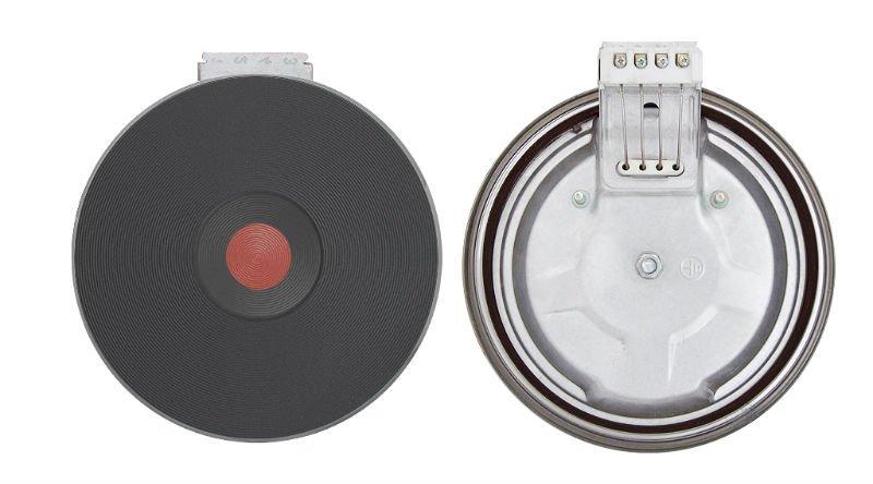 plaque chauffante lectrique avec thermostat spira fil. Black Bedroom Furniture Sets. Home Design Ideas