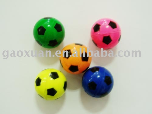 32mm Rubber High Bouncy Soccer Ball
