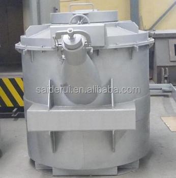 Hot Molten Metal Transfer Crucibles-Molten Aluminum |Molten Metal Crucible
