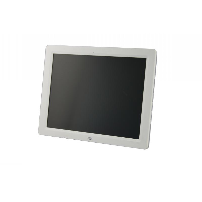 OEM/ODM high resolution photo 2.4/3.5/7/8/10/12/15/18.5 showing stand promotional gift music video play new digital photo frame